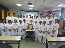 Nursing colleges in bangalore